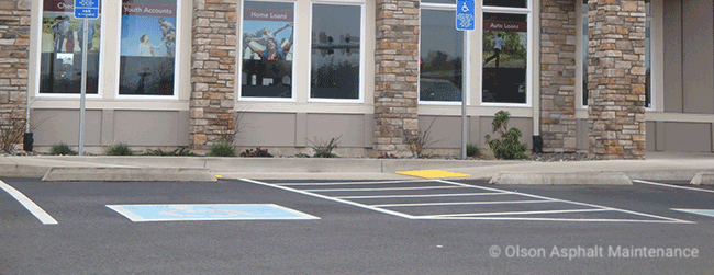Parking Lot Layout Solutions in Seaside, Tillamook & Astoria